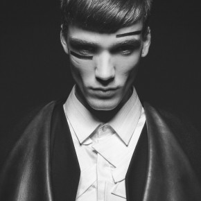 CHASSEUR WEBDITORIAL : THE COLLAR BOY BY IOANNA CHATZIANDREOU