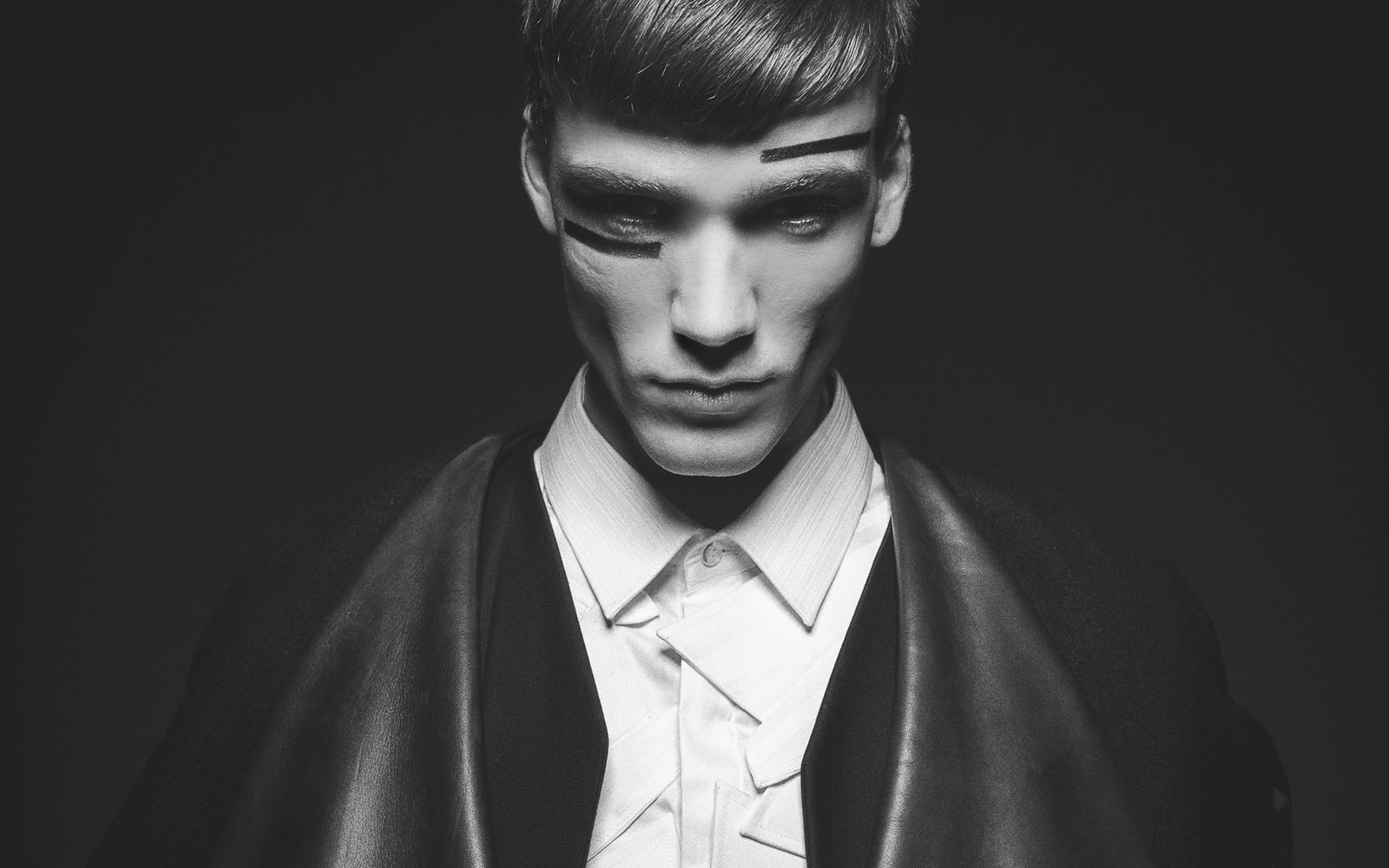 The Collar Boy - Marc Luloh by Ioanna Chatziandreou for CHASSEUR MAGAZINE
