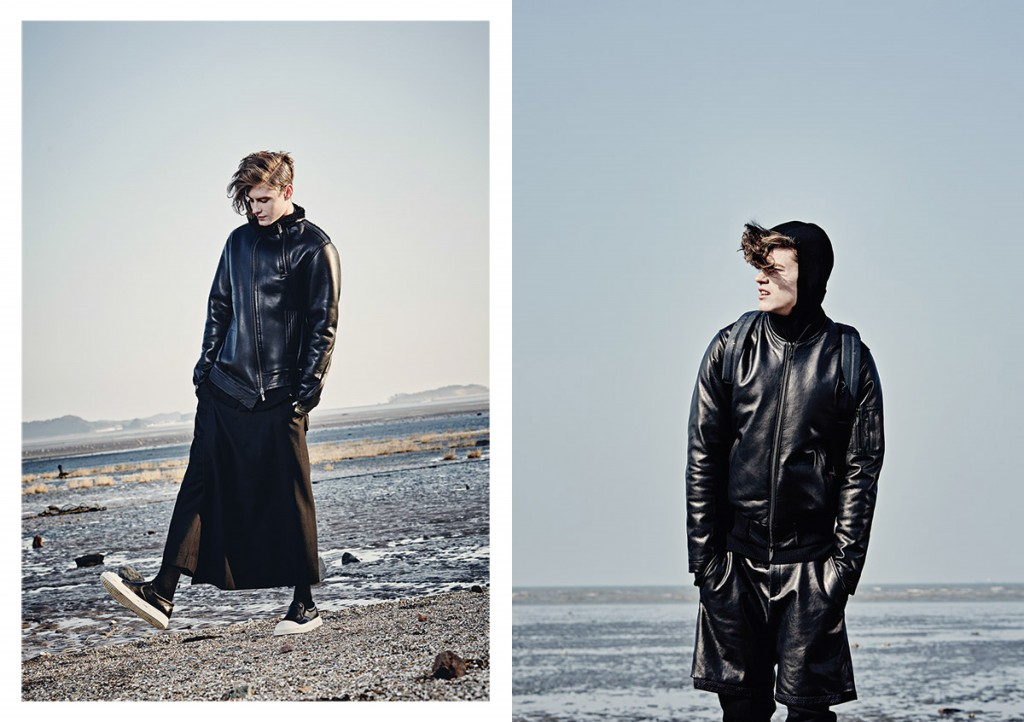 D.GNAK 2015 Autumn Winter Collection