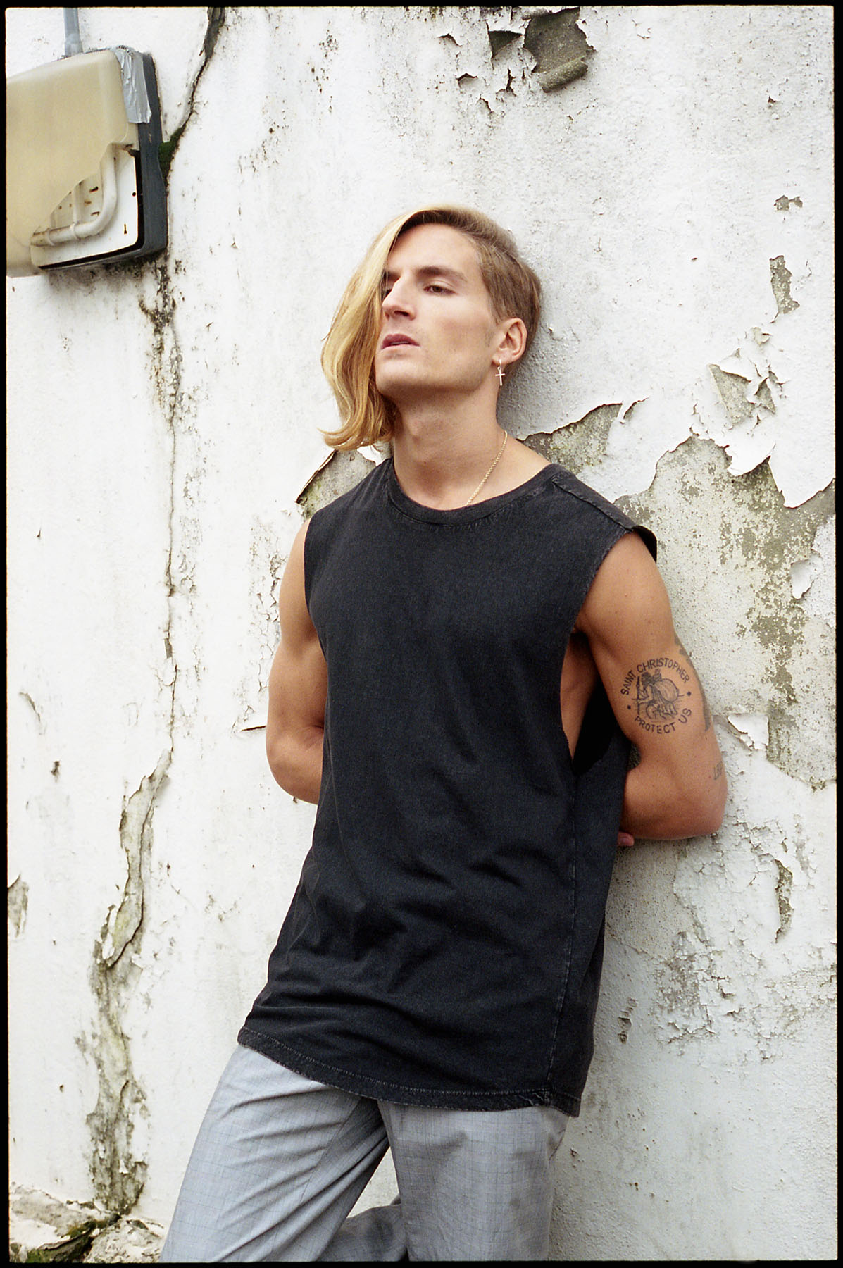Oliver Proudlock by John Cronin © CHASSEUR MAGAZINE