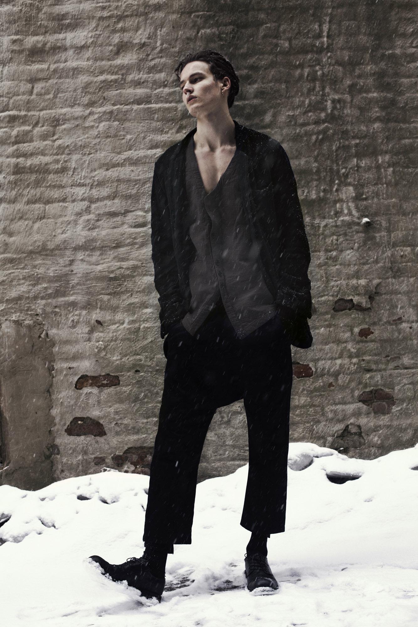 Reminiscence  Frederik Ruegger + Niclas Nilsson  by Danny Roche for CHASSEUR MAGAZINE