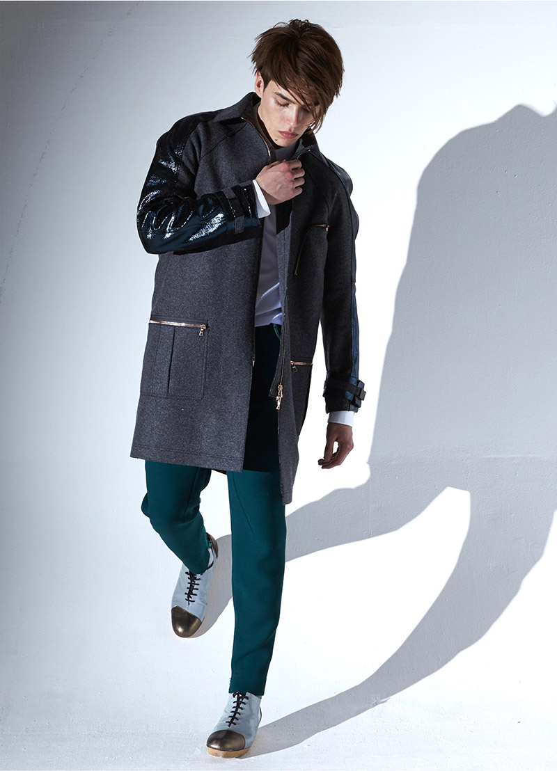 Kristian Steinberg 2015 Autumn Winter Collection