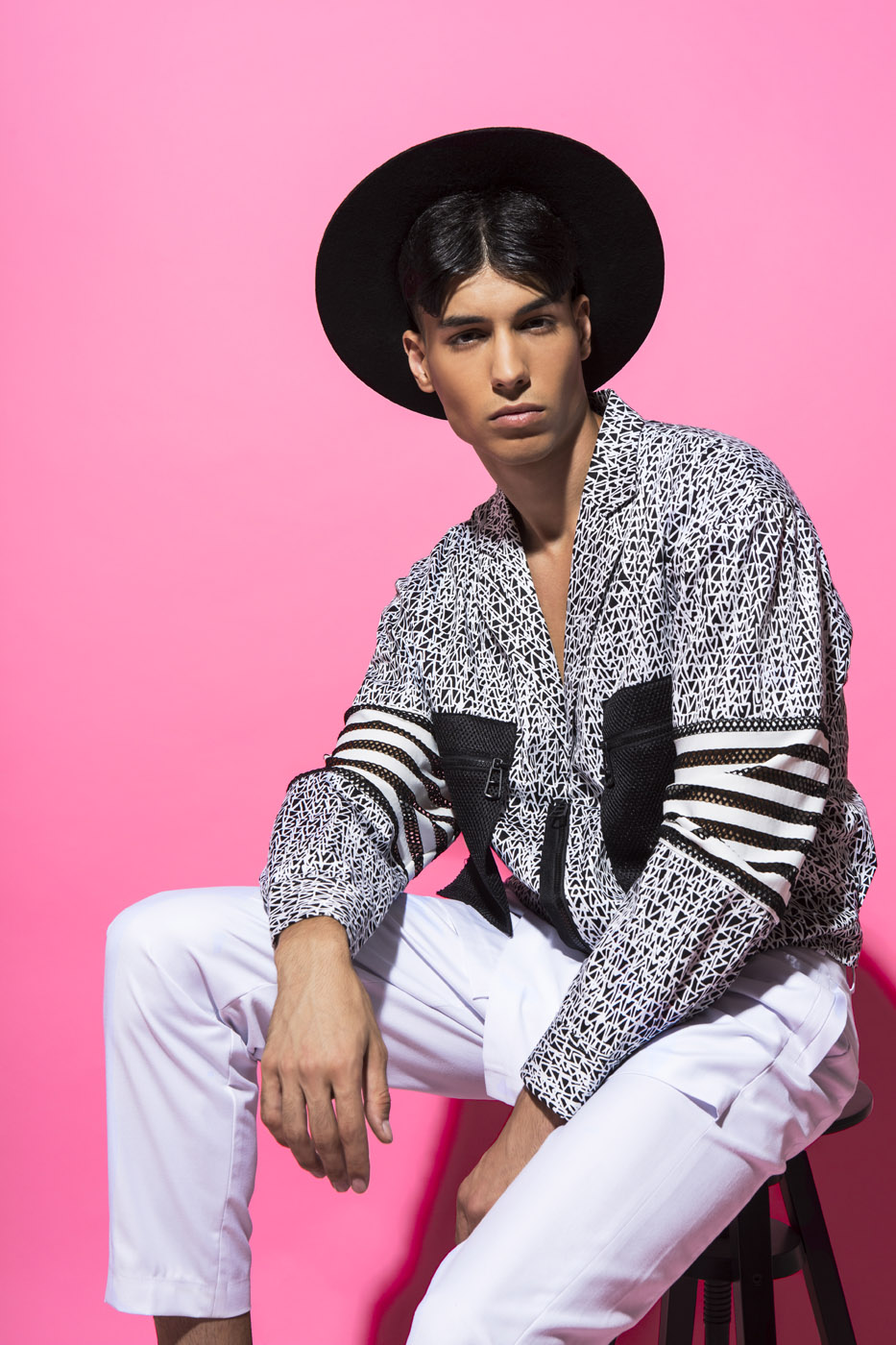 Anton by Phoebe Cheong for CHASSEUR MAGAZINE