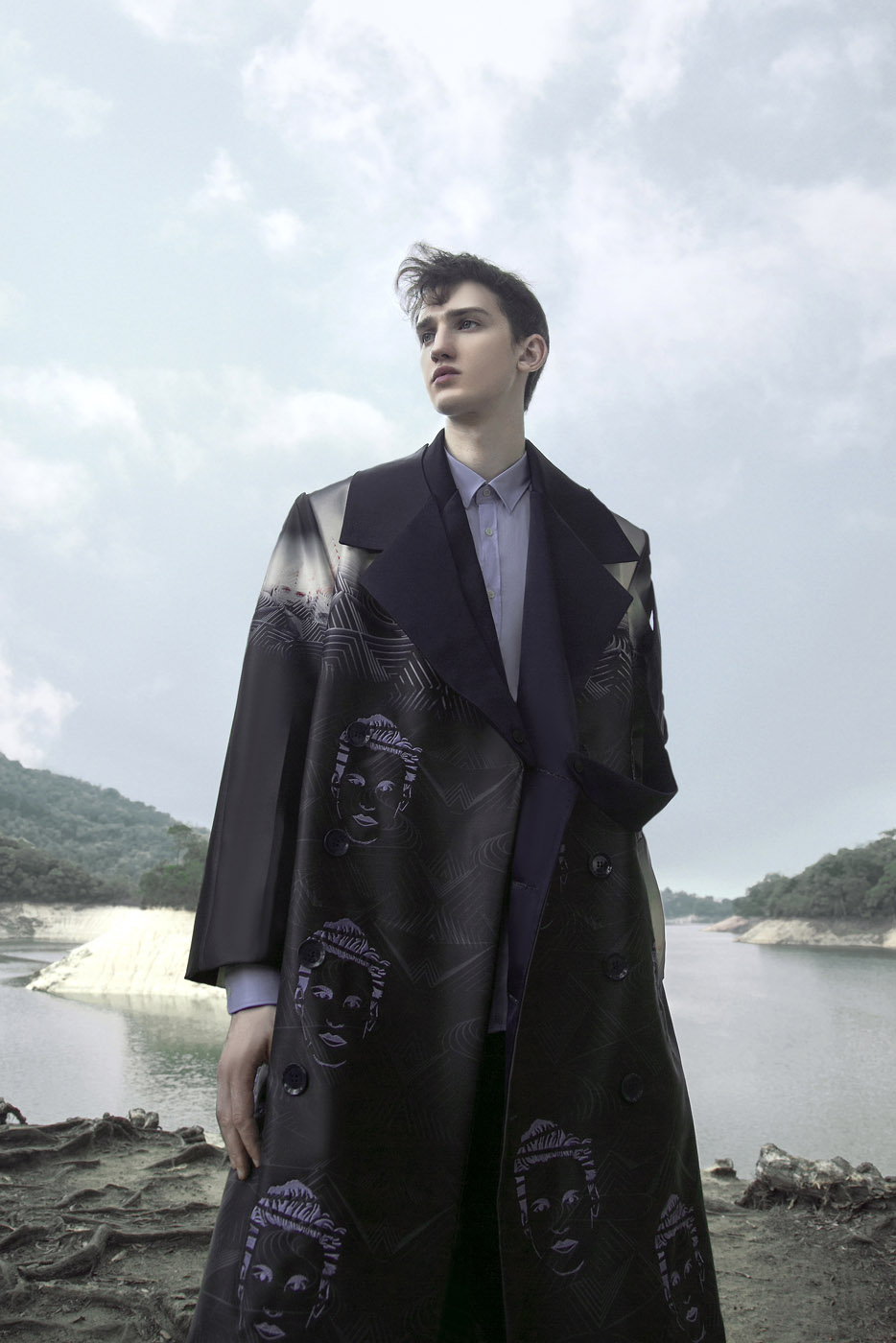 Eugen Ivanov by Tony Wong for CHASSEUR MAGAZINE