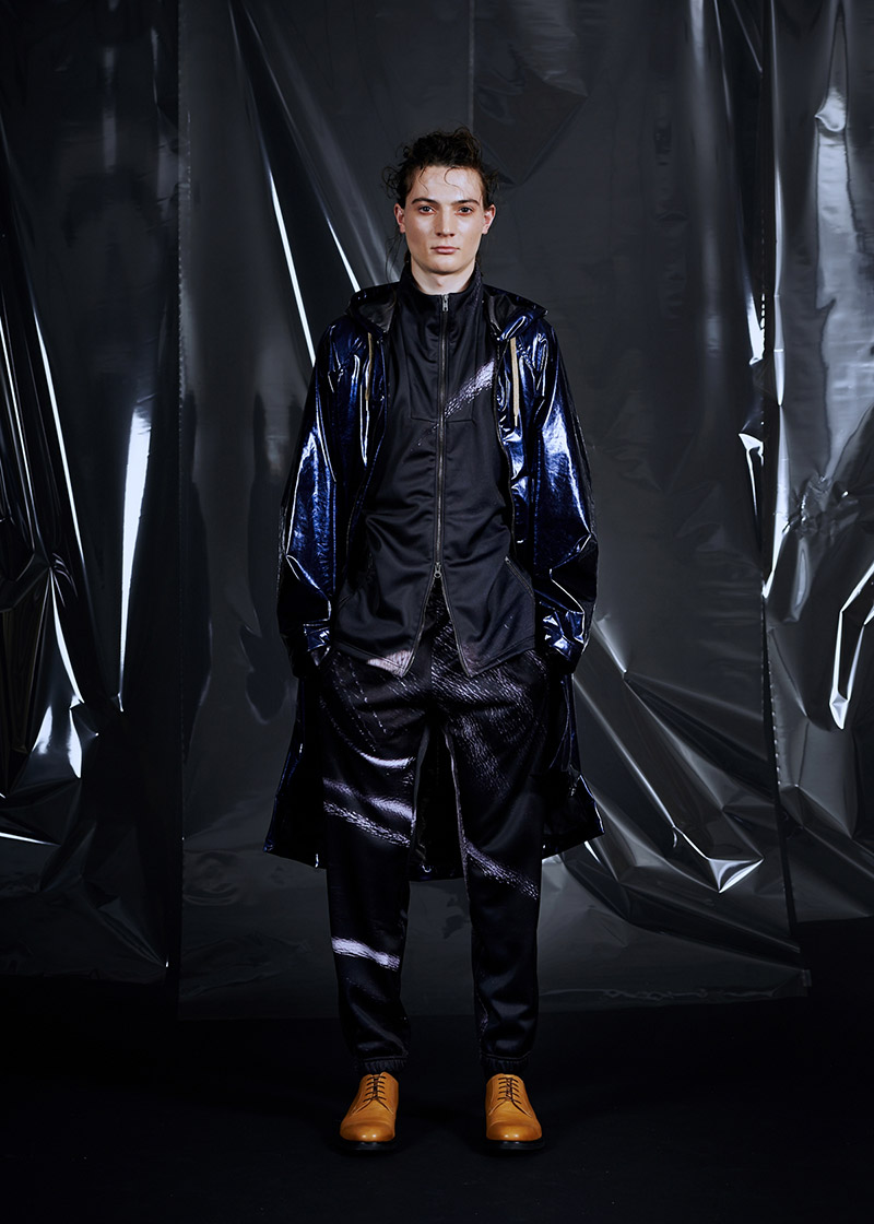 Julian Zigerli 2015 Autumn Winter Collection