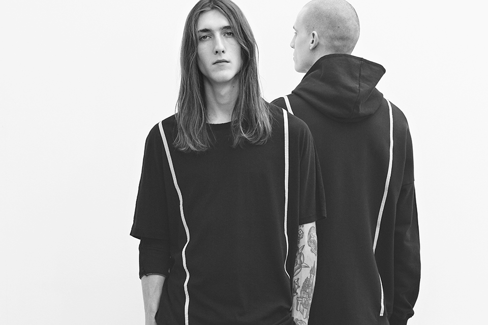 SILENT by DAMIR DOMA 2015 Autumn Winter Collection