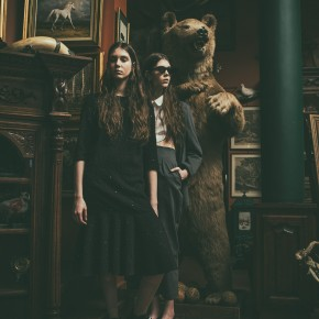 CHASSEUR WEBDITORIAL : SISTERS BY ZIJA AND PIORO