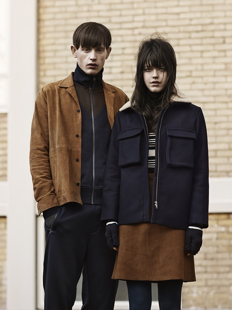 WOOD WOOD 2015 Autumn Winter Collection