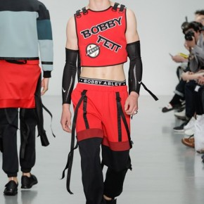 Bobby Abley 2016 Spring Summer London Collections (16)