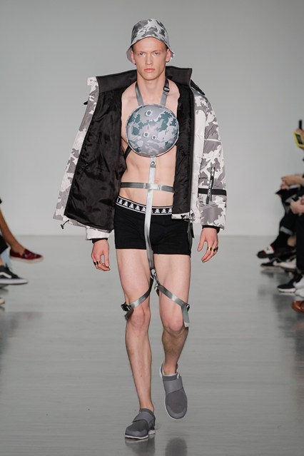 Bobby Abley 2016 Spring Summer London Collections