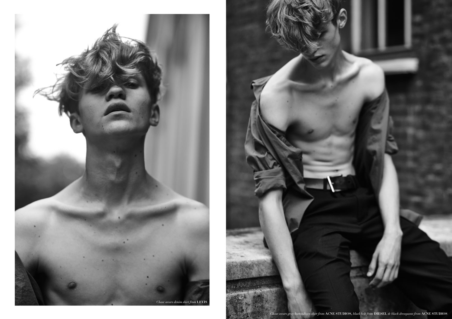 CHASING DREAMS by Danny Lim for CHASSEUR MAGAZINE