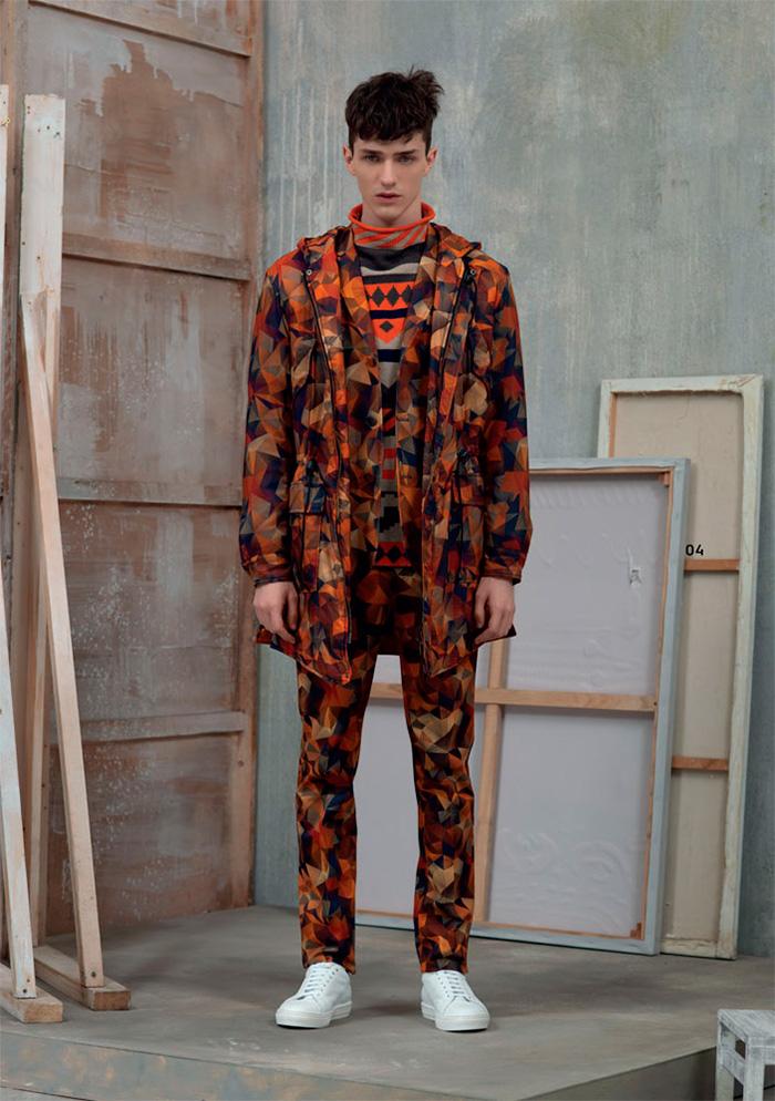 FRANKIE MORELLO 2015 Autumn Winter Collection