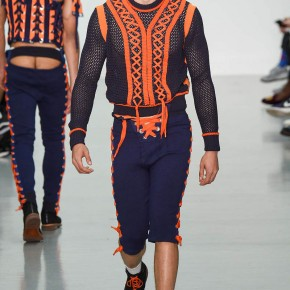 Sibling 2016 Spring Summer London Collections (24)