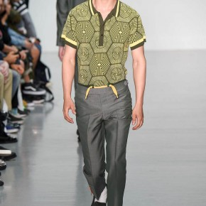 Sibling 2016 Spring Summer London Collections (3)