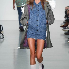 Sibling 2016 Spring Summer London Collections (8)