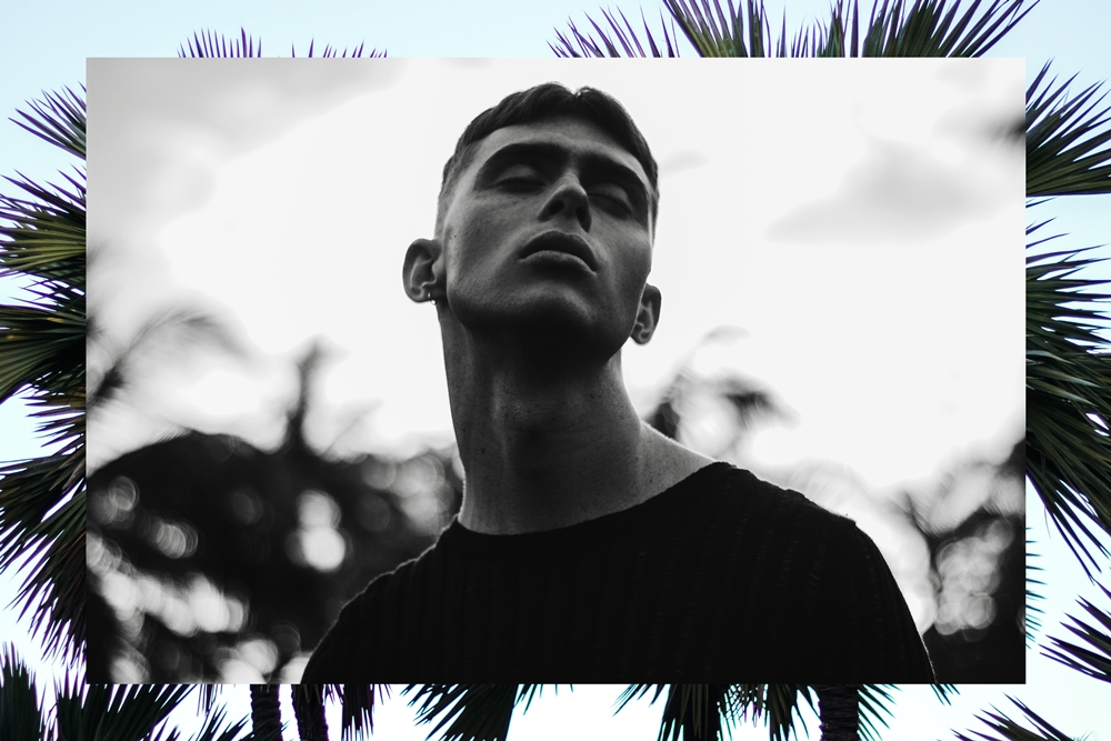Garçon Tropicale by Michael Oliver Love for CHASSEUR MAGAZINE