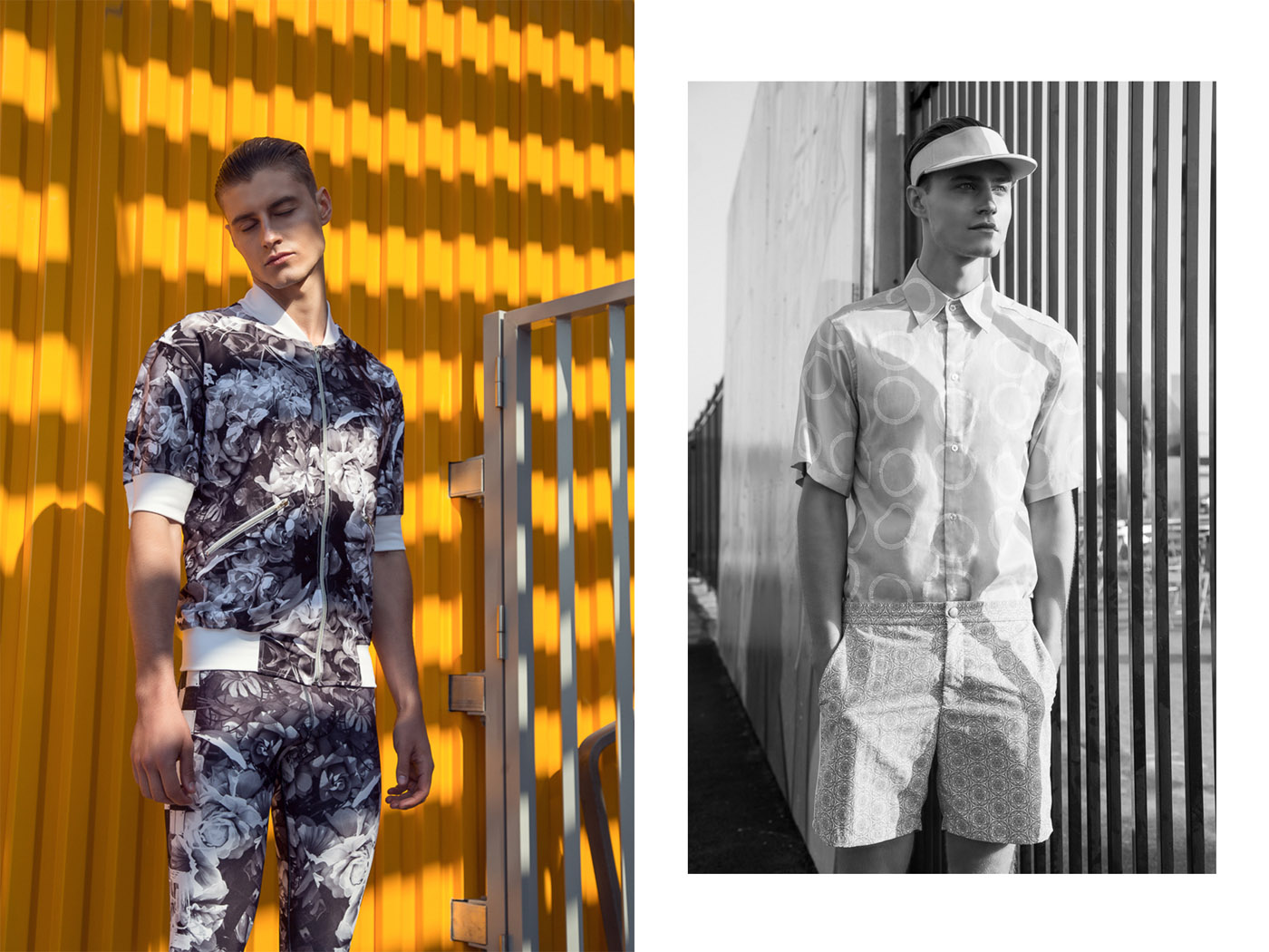 Konstantin by Ted Sun for CHASSEUR MAGAZINE