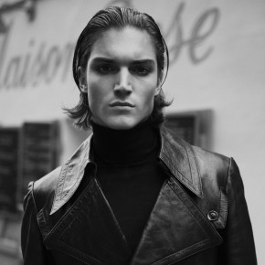 CHASSEUR WEBDITORIAL : A PARIS BY FREDERIC MONCEAU