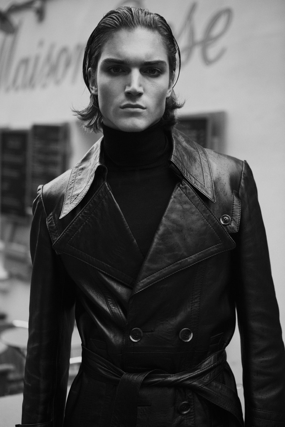 A PARIS by Frederic Monceau for CHASSEUR MAGAZINE
