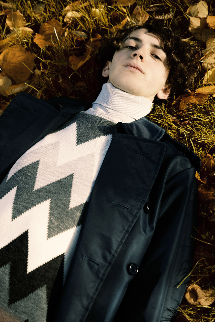 Alex Brett by M&B Creative for Chasseur Magazine