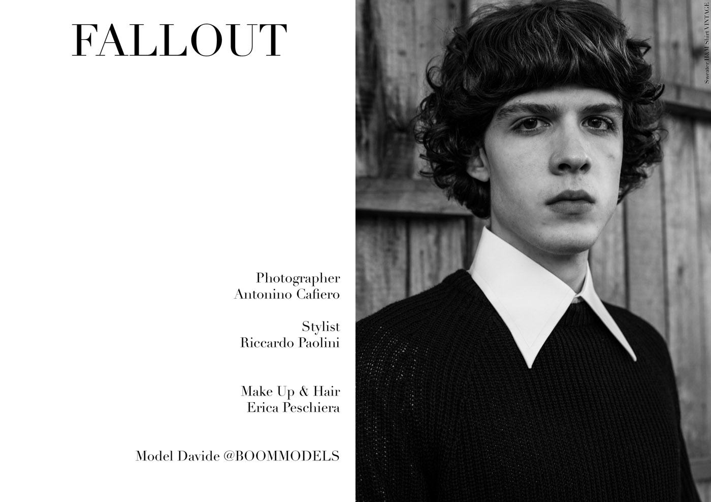 FALLOUT by Antonino Cafiero for CHASSEUR MAGAZINE