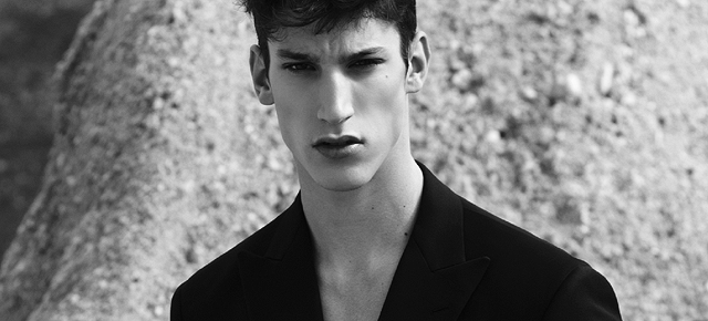IASONAS LAIOS BY YANNIS TZANNIS FOR CHASSEUR MAGAZINE ISSUE #11