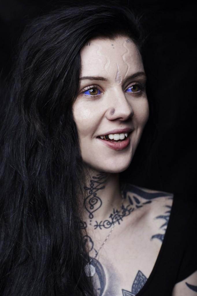 Chasseur Interviews Tattoo Artist Grace Neutral