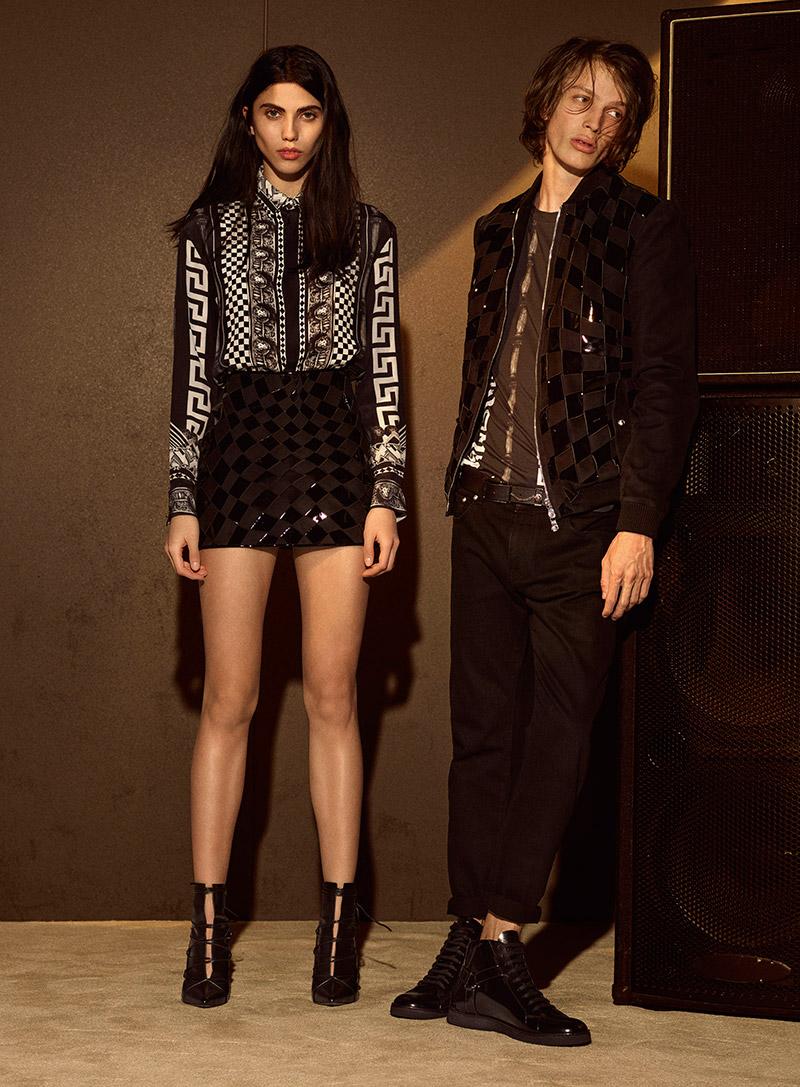 Versus Versace 2016 Autumn Winter Collection