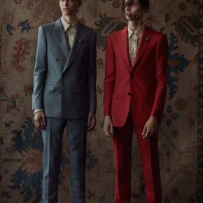 Alexander McQueen 2017 Spring Summer Collection (11)
