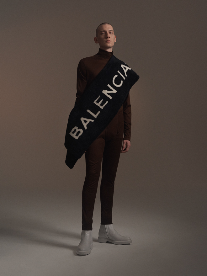 BALENCIAGA 2016 Autumn Winter Collection (1)