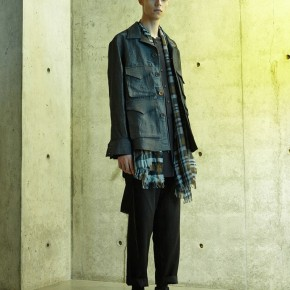 Song For The Mute 2017 Spring Summer Collection (11)