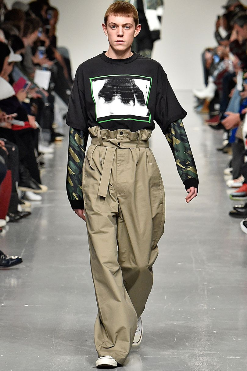London Men S Fashion Week Spring 2017 Street Style: LONDON FASHION WEEK MEN'S : 2017 A/W LIAM HODGES