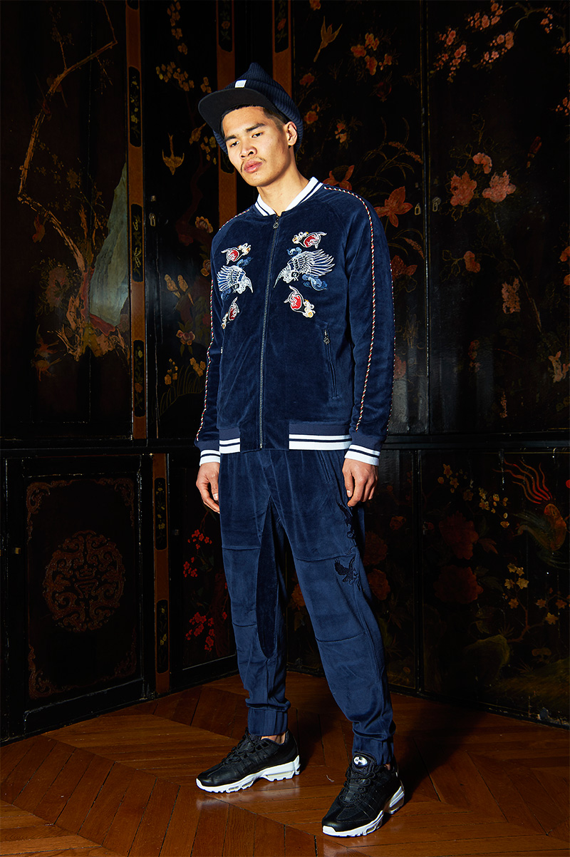 Les Benjamins 2017 Autumn Winter Collection (17)