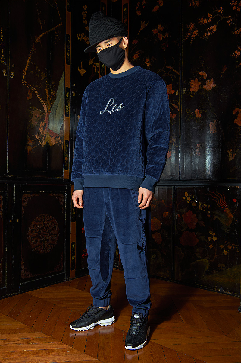 Les Benjamins 2017 Autumn Winter Collection (22)