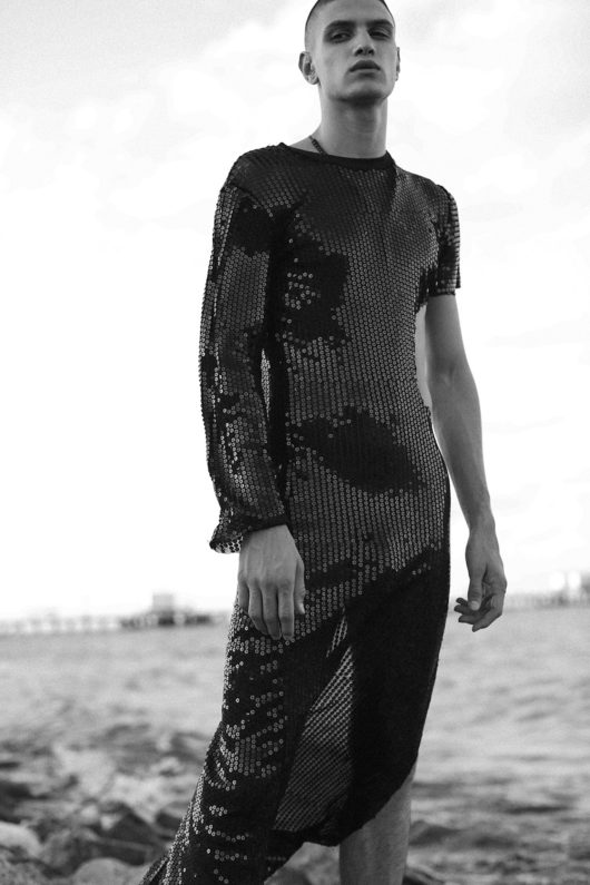 Wear Me Like A Dress by Milos Nasio for CHASSEUR MAGAZINE (7)