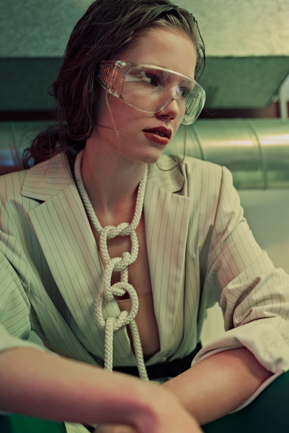 LAUNDRY DAY by Maja Johansson for CHASSEUR MAGAZINE