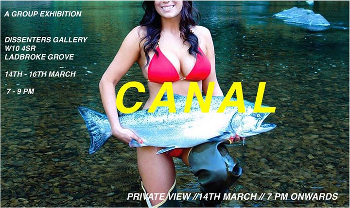Canal group show