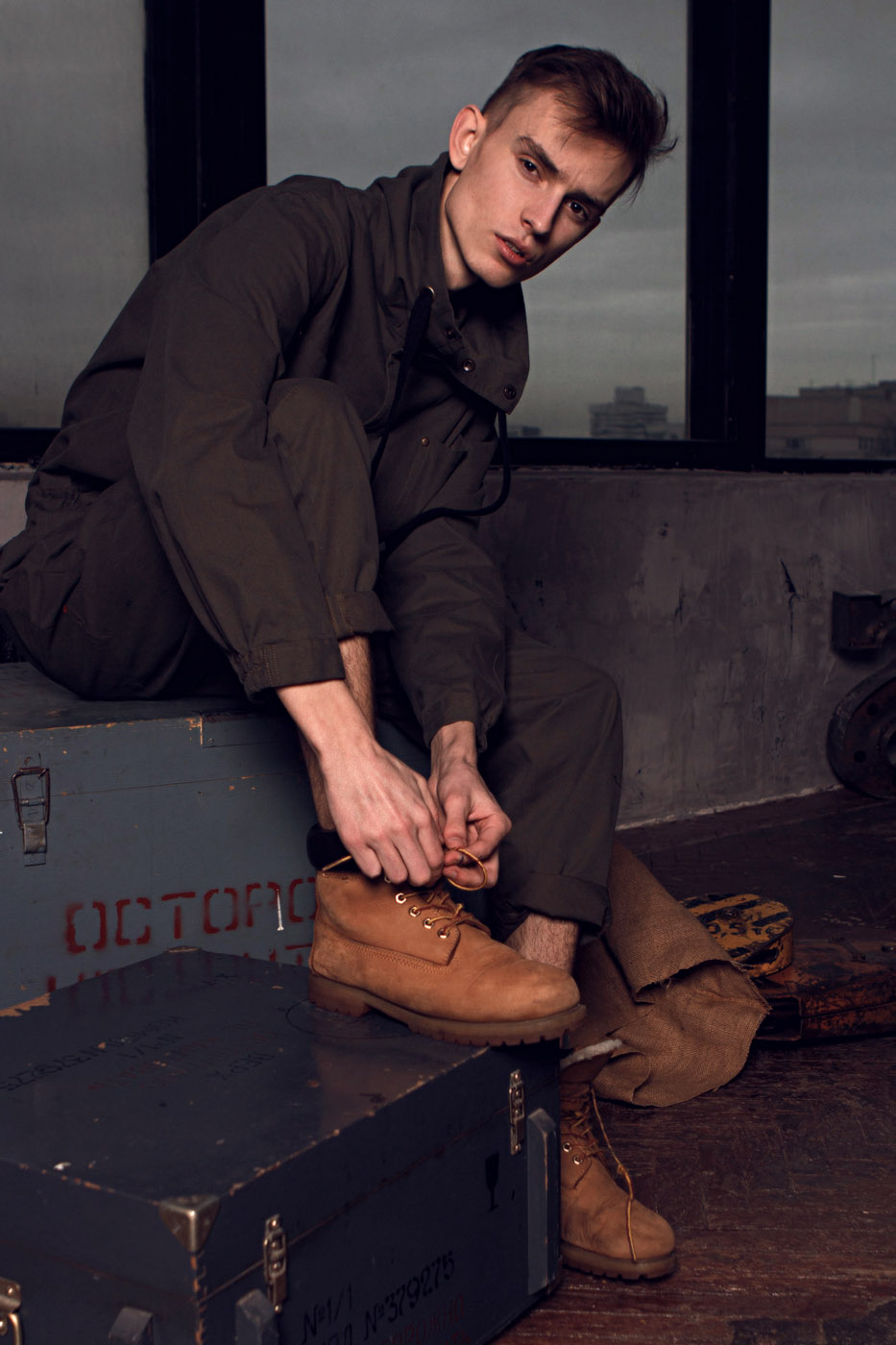 Pavel by Vlada Golubitskaya for CHASSEUR MAGAZINE (11)