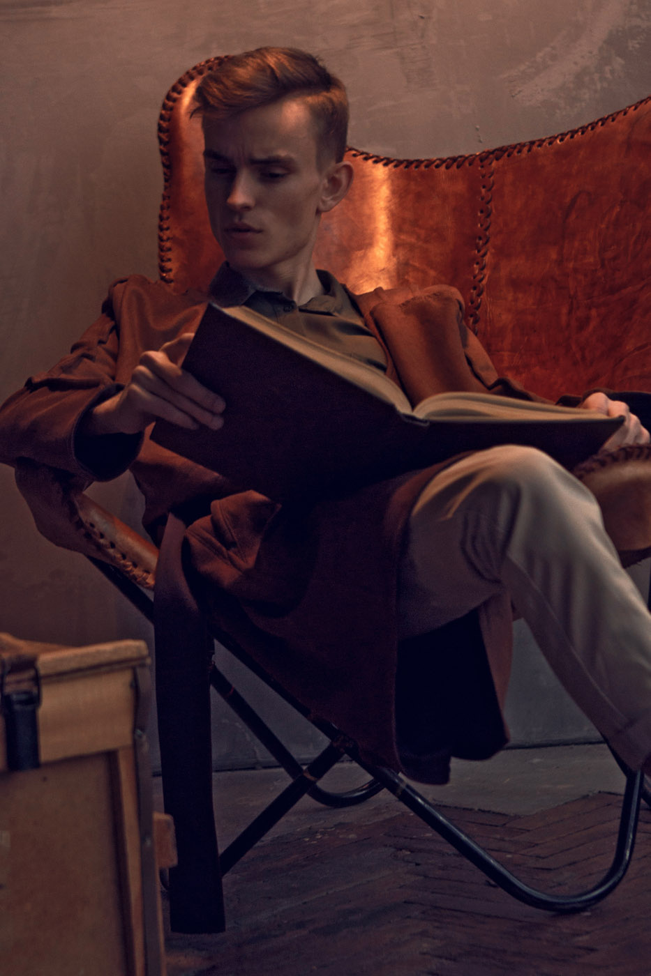 Pavel by Vlada Golubitskaya for CHASSEUR MAGAZINE (13)