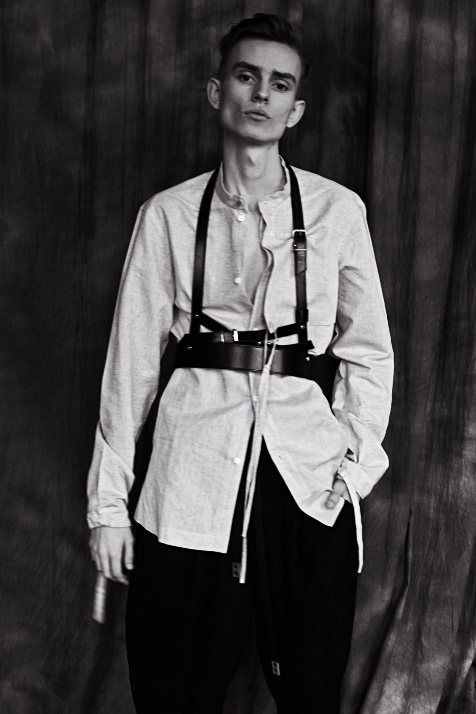 Pavel by Vlada Golubitskaya for CHASSEUR MAGAZINE (5)
