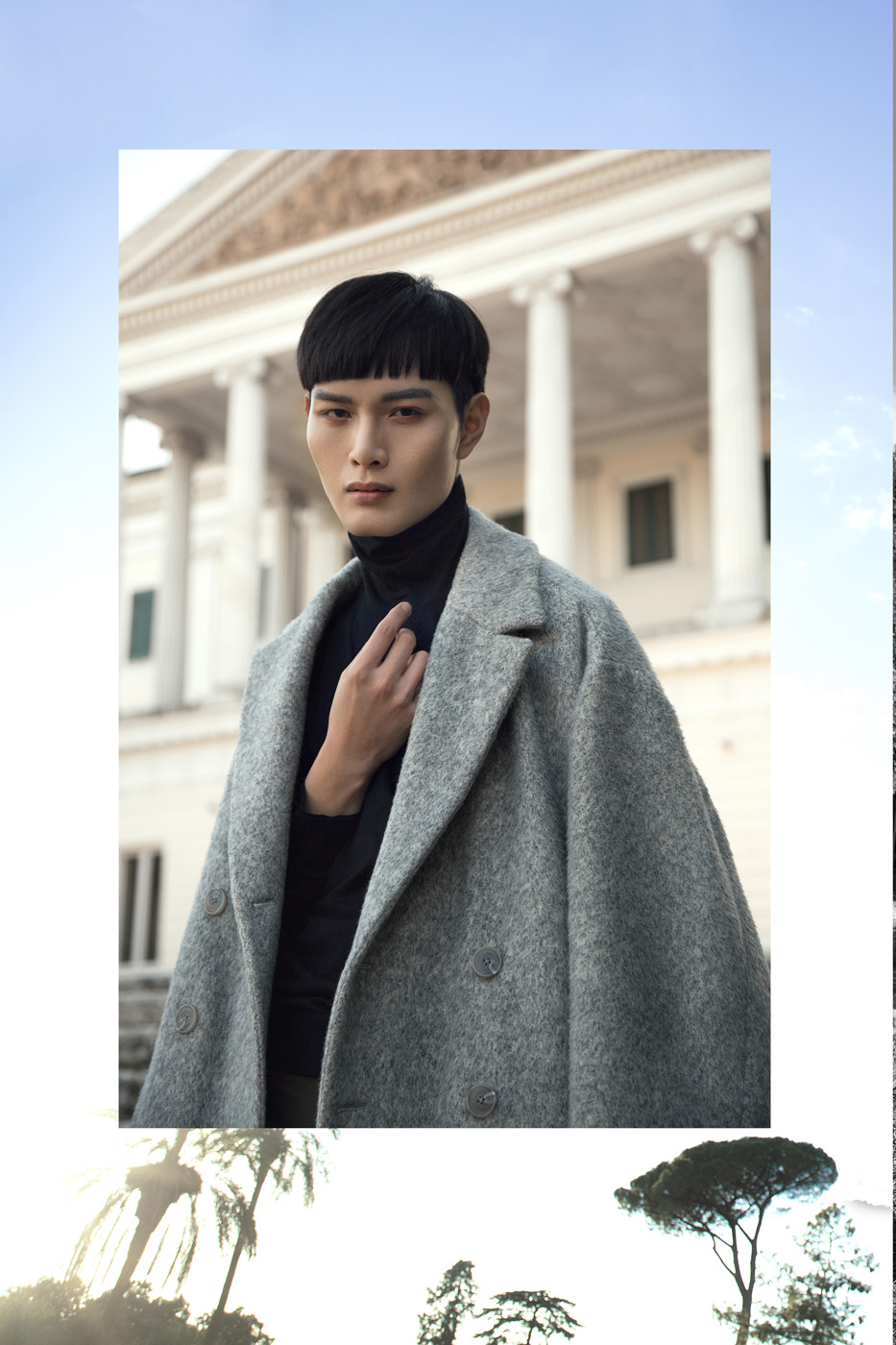 When In Rome by Ben Asif for CHASSEUR MAGAZINE (2)