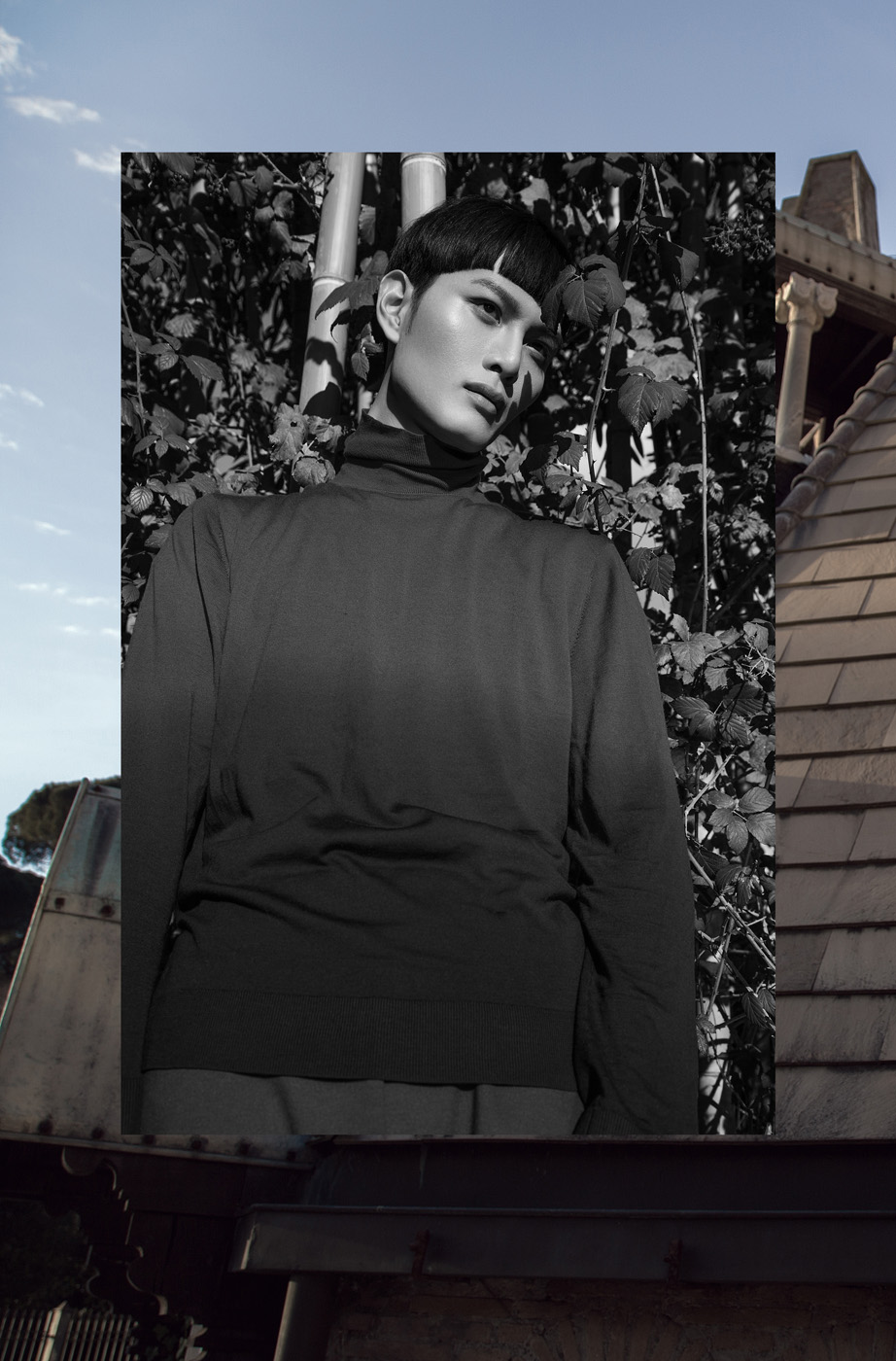 When In Rome by Ben Asif for CHASSEUR MAGAZINE (4)