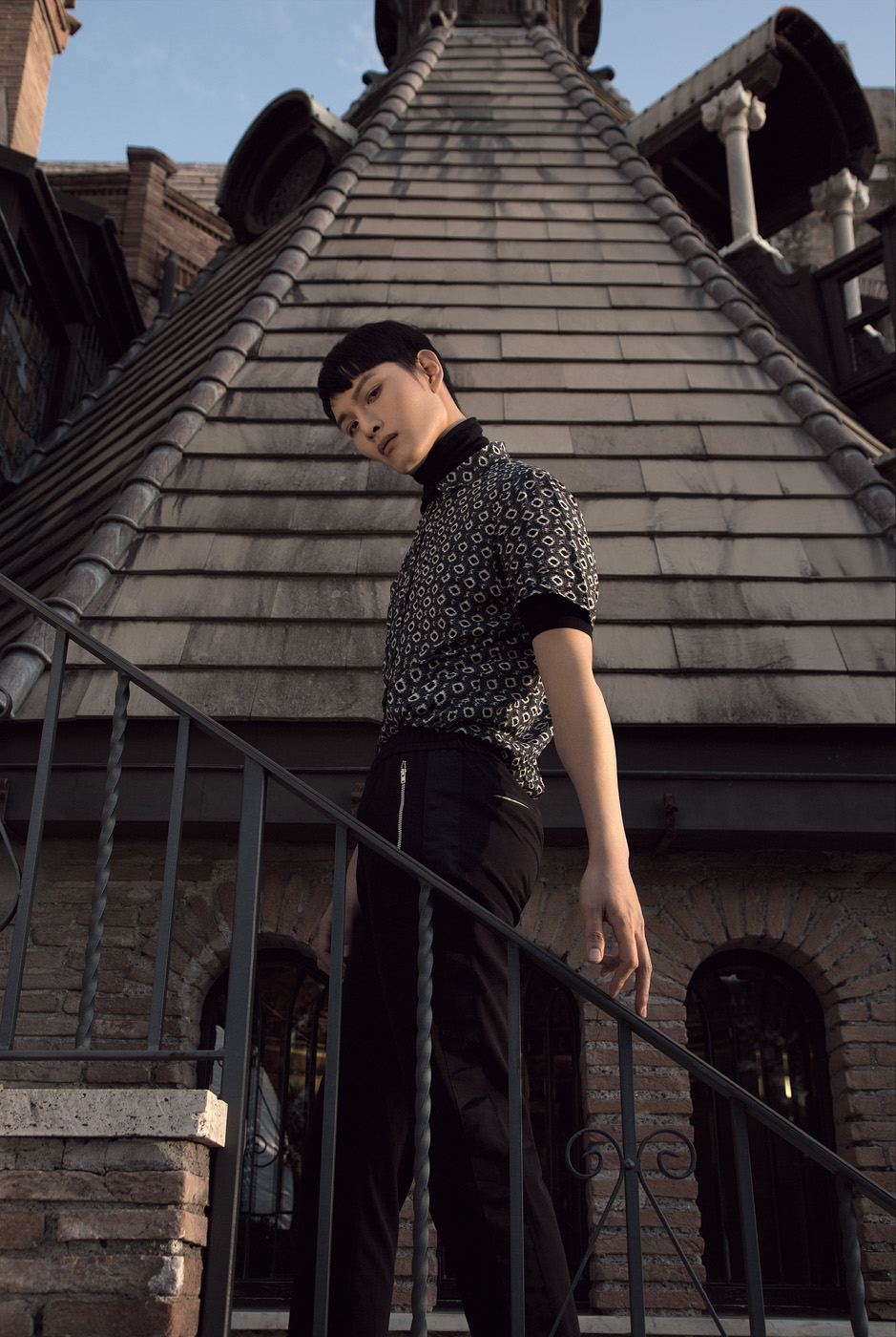 When In Rome by Ben Asif for CHASSEUR MAGAZINE (6)