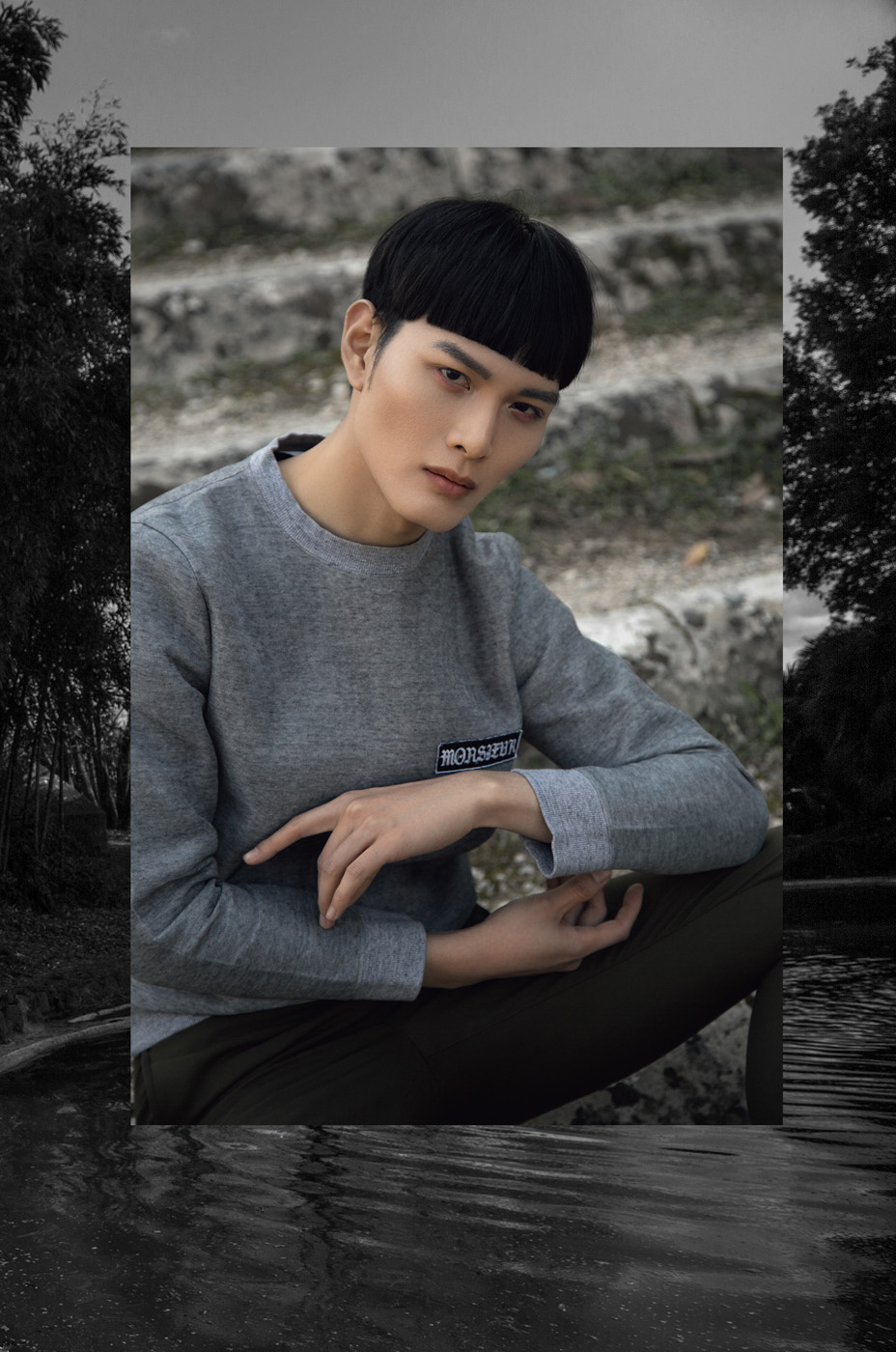 When In Rome by Ben Asif for CHASSEUR MAGAZINE (7)