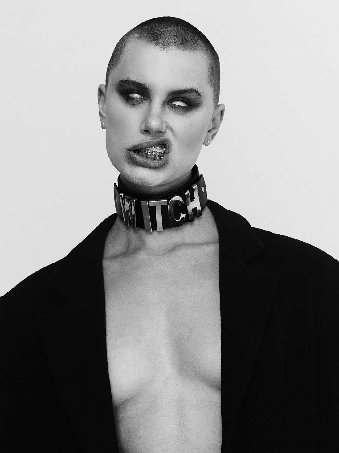 Alice Blomfeldt by Yannis Tzannis for CHASSEUR MAGAZINE