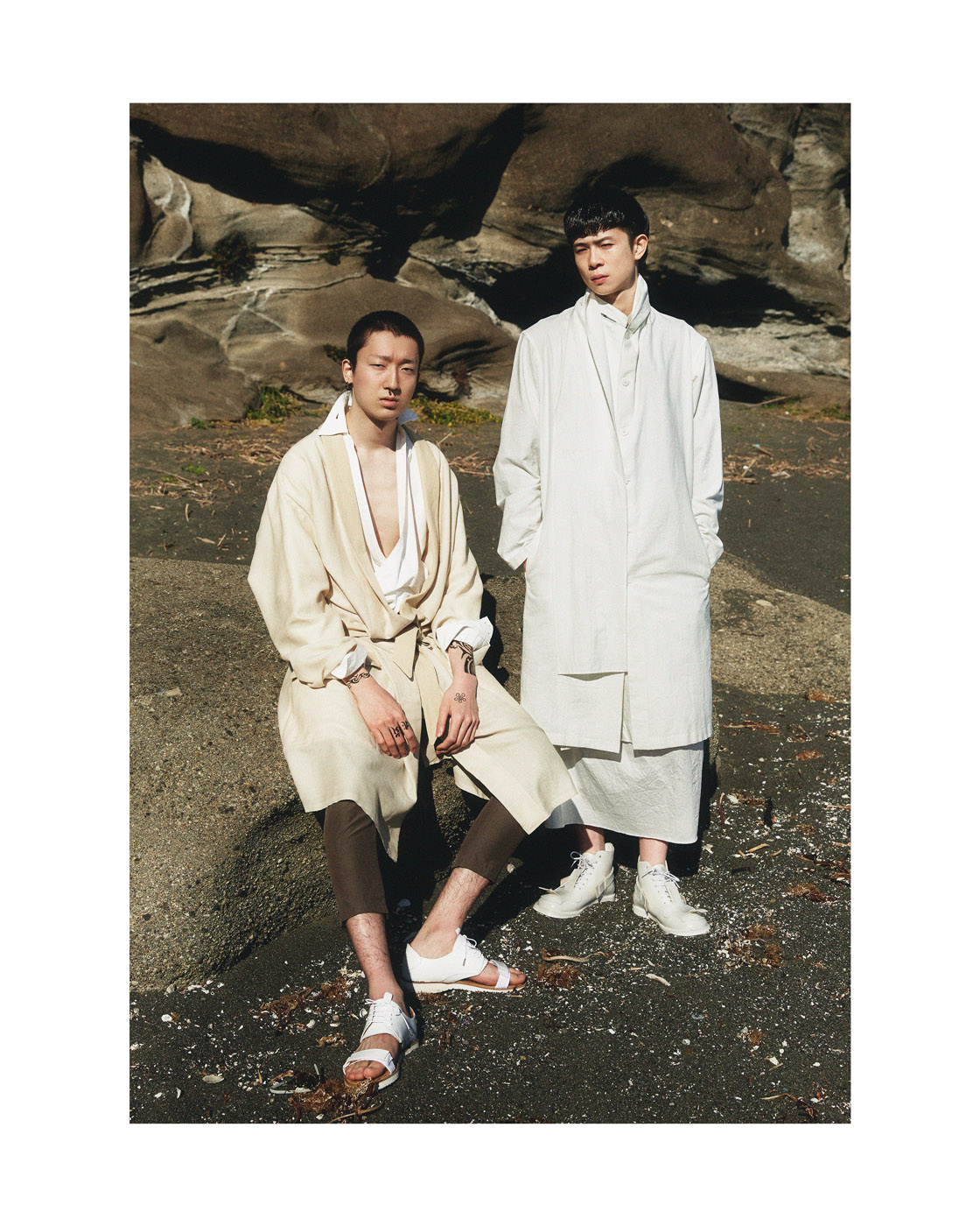 Last Days Of Spring by Yuji Watanabe for CHASSEUR MAGAZINE (2)