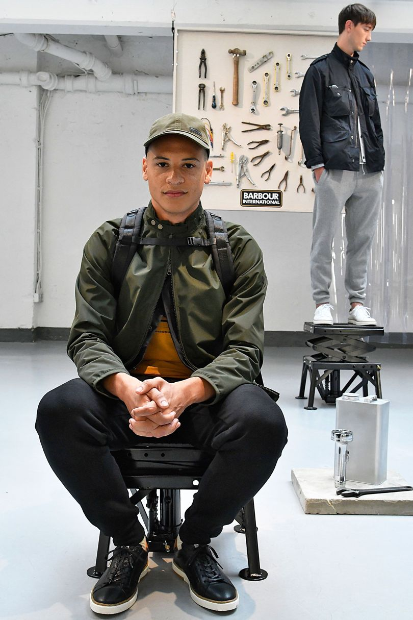 Barbour 2018 Spring Summer Collection - London Fashion Week Men's