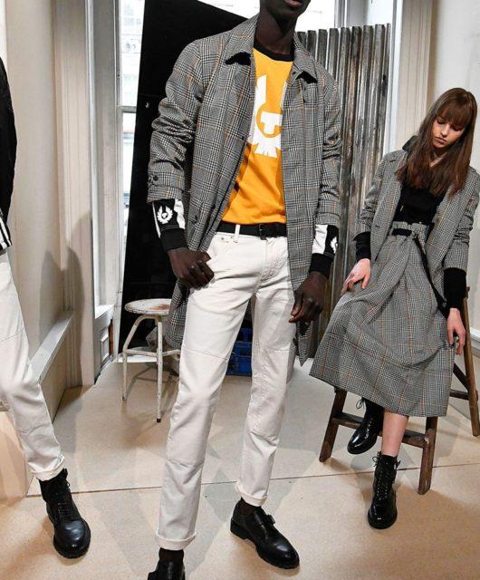 Belstaff 2018 Spring Summer Collection - London Fashion Week Men's (7)