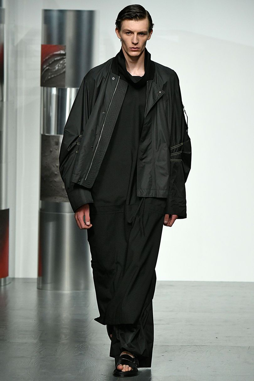 Berthold 2018 Spring Summer Collection - London Fashion Week (1)