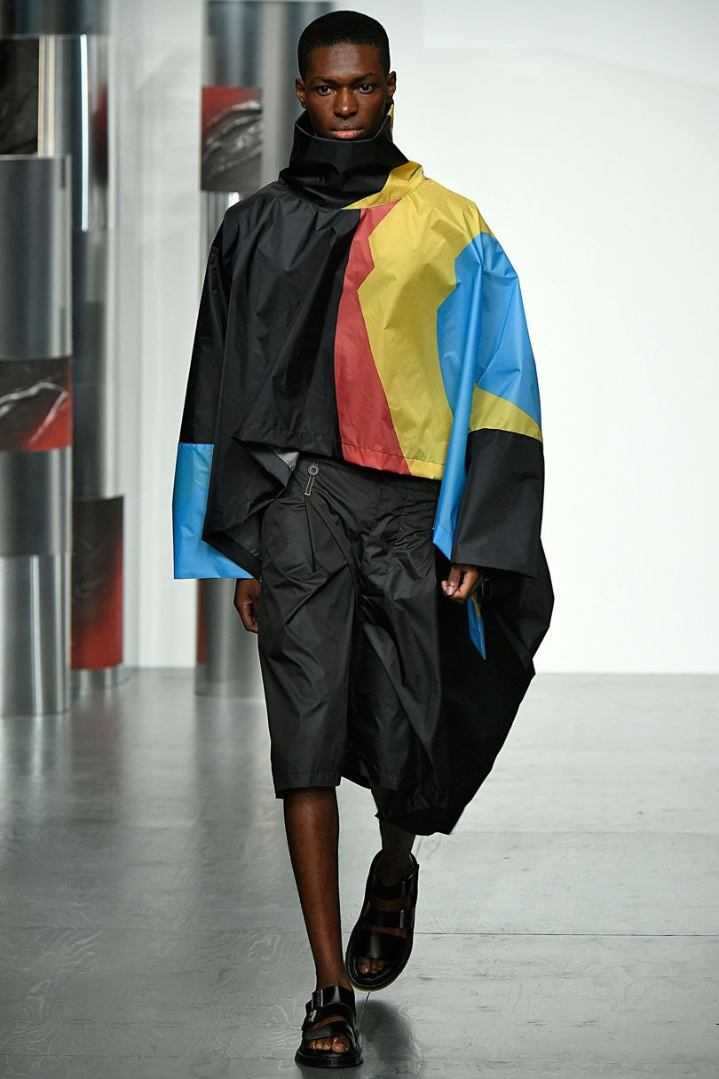 Berthold 2018 Spring Summer Collection - London Fashion Week (10)